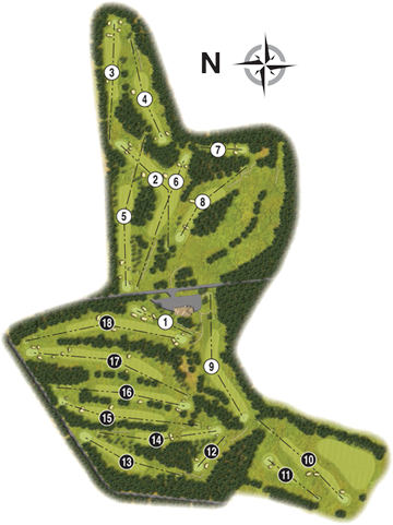 Royal Norwich Golf Course Hole By Hole