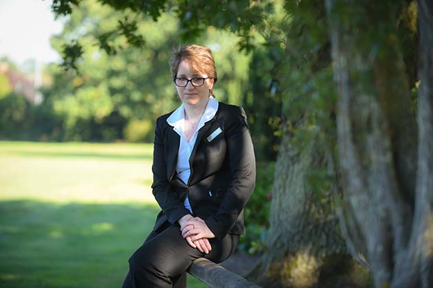 Shelley Coventry - Office Manager