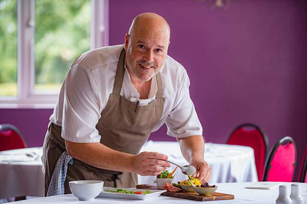 Shane Clements, Head Chef