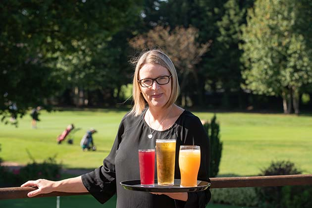 Louise Clements, Assistant Front of House Manager