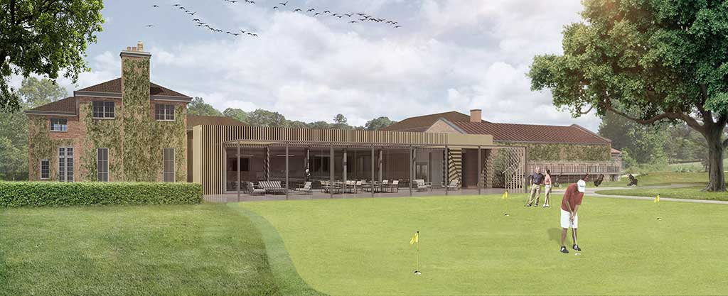 Royal Norwich proposed new club house