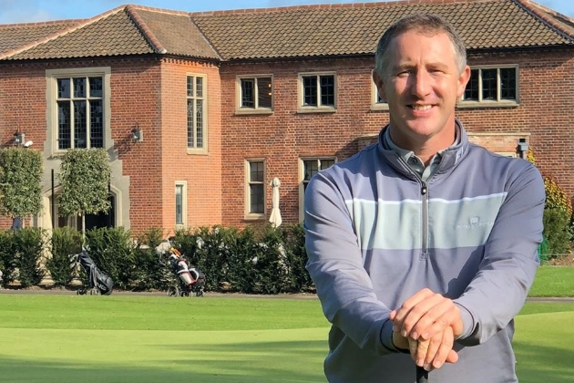 Neil Lythgoe Royal Norwich Director of Golf